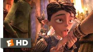 The Boxtrolls (8/10) Movie CLIP - A Pleasure to Meet You (2014) HD