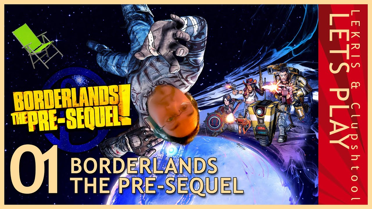 Let's Play Together Borderlands - The Pre-Sequel #01 - Es beginnt am Anfang