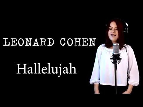 Hallelujah - Tribute Leonard Cohen; by Andrei Cerbu, Andreea Munteanu, Alexandra Dodoi & Diana Petcu