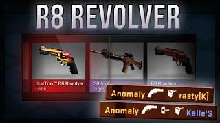 CSGO: The R8 Revolver