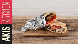 Cypriot Lamb and Pork Sausage (Sheftalia) | Akis Petretzikis by Akis Kitchen