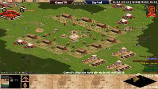 4vs4 Random | GameTV vs SkyRed | Ngày: 15-01-2018. BLV: G_Man