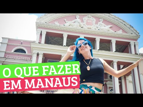 MANAUS: Guia turístico e roteiro com melhores atrações!
