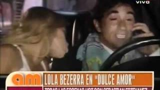 ¿Como No Lo Viste?-Sebastin Estevanez y Lola Bezerra en Am