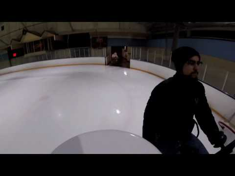 How To Drive The Zamboni