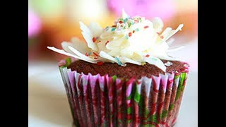 Videoricetta: crema al burro per cupcakes