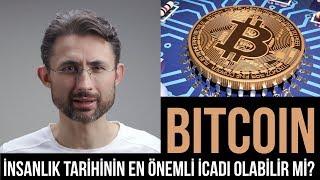 Bitcoin insanlık tarihinin en önemli icadı olabilir mi?