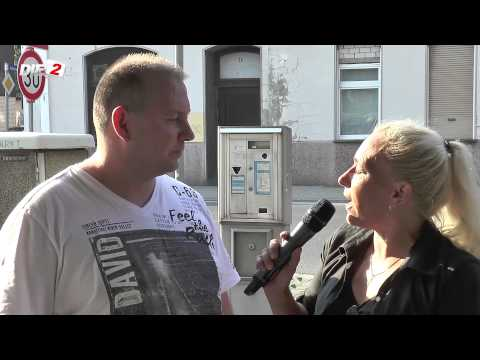 Interview mit Andre Kusch in Oberhausen-Sterkrade