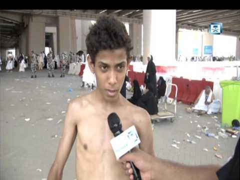 #فيديو :: وفاة 717 حاجا وإصابة 863 في حادث #تدافع_منى