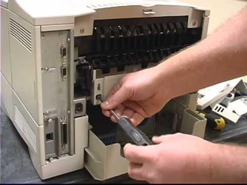 HP LaserJet 4000 Series Maintenance Kit