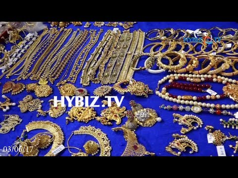 Mahakaxmi jewellers-Kids Fair 2017 Hyderabad