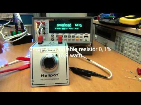 Fluke 8846A/8845A 6.5 digit Precision Multimeter