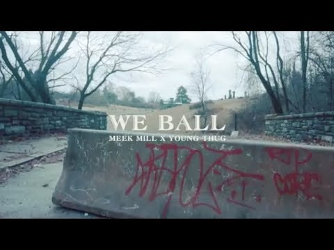 """Meek Mill x Young Thug - """"We Ball"""" Instrumental [ReProd. Trizzavelli]"""