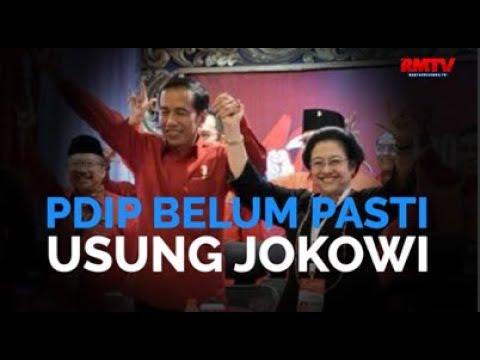 PDIP Belum Pasti Usung Jokowi