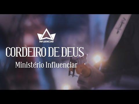 Ministério Influenciar lança clipe da canção Cordeiro de Deus
