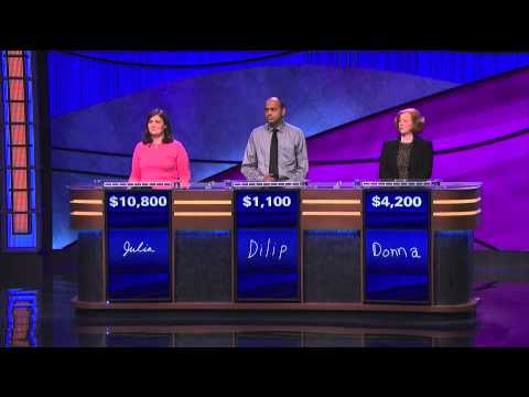 tragedy - National Tragedy: No Contestant on Jeopardy! Remembers Herman Cain April 23, 2014 www.FreeBeacon.com.