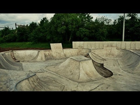 BMX Pool Session x Camp Ramps #Awesome