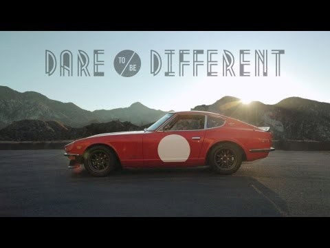 0 Freestyle, Z Style: Daring to Be Different in a Datsun 240Z Restomod [Video]