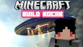 Video Minecraft Indonesia - Build Kocak (49) - UFO! MP3, 3GP, MP4, WEBM, AVI, FLV Maret 2018