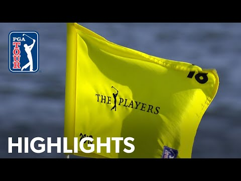 Highlights   Round 2   THE PLAYERS 2019