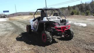 9. 2015 -18 Arctic Cat Wildcat 1000 X