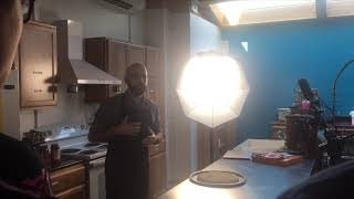 Behind the scenes of Binging with Babish