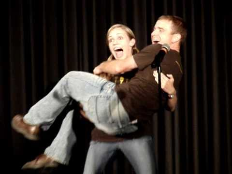 Comedy Improv from the Stick Horses in Pants: Slide Show