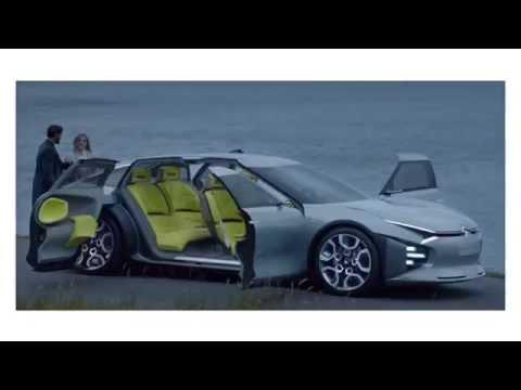 Concept car Citroën CXPERIENCE : bouscule les codes établis !
