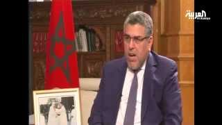 """الرميد في""""نقطة نظام"""" على قناة العربية"""