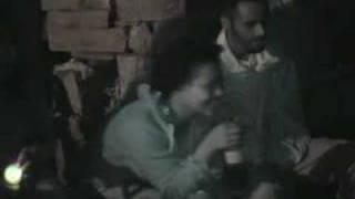 Ethiopian Millenium Feasting At A Friend's Place In Mekelle,