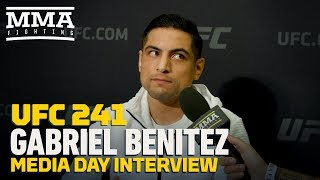 UFC 241: Gabriel Benitez Describes What It's Like to Have Daniel Cormier as a Coach by MMA Fighting