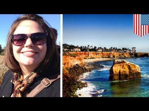 Anna Bachman falls to death from Sunset Cliffs in San Diego