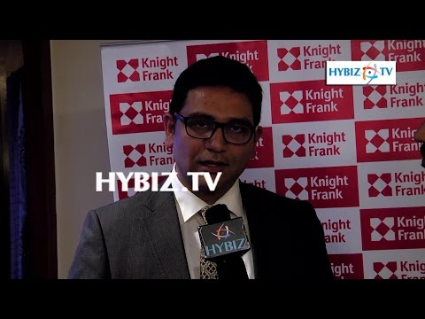 Arpit Mehrotra-Knight Frank Launches its H2 Report
