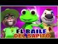 el baile del sapito - canciones infantiles / talking Tom