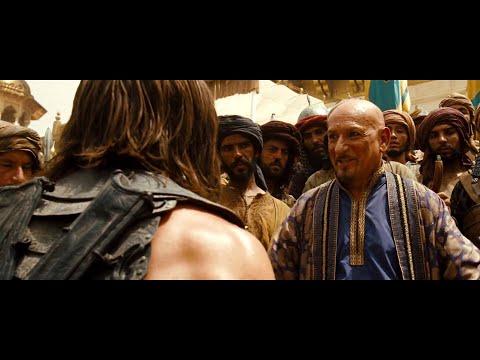 Nizam Death Scene | Prince of Persia: The Sands of Time (2010) 1080p