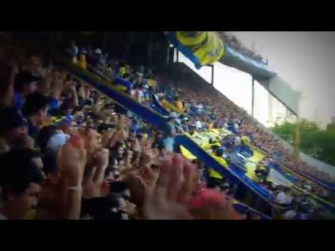 Video - Recibimiento / Boca - Defensa 2015 - La 12 - Boca Juniors - Argentina