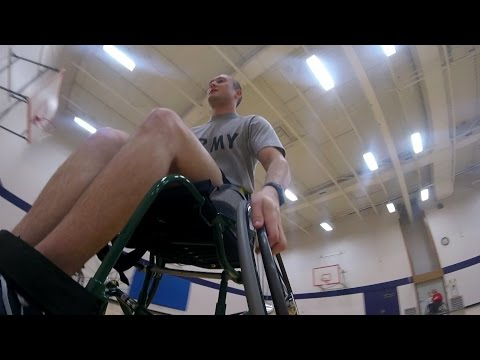 Video thumbnail: Adapted Recreation program keeps rolling