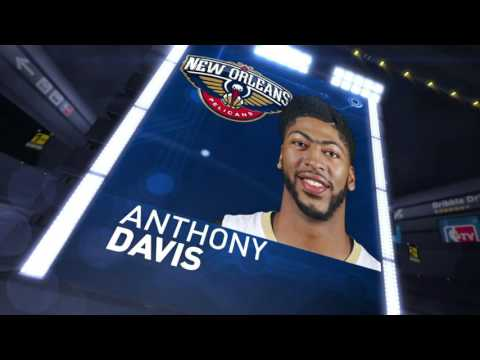 NBA Highlights: Pelicans @ Rockets 3/24/2017