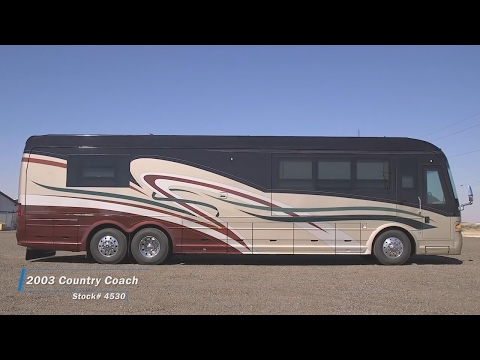 "2003 Country Coach – ""Lexa"" 42ft Triple slide"