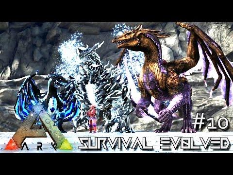 ARK: ANNUNAKI GENESIS MOD - DRAGON GODS WYVERNS & DRAKES TAMING !!! S2E10 (Gameplay POOPING EVOLVED)