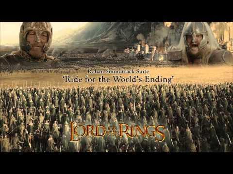 LOTR - Rohan / Rohirrim Soundtrack Suite