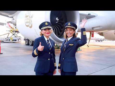 The Women of Emirates | International Women's Day 2019 | Emirates Airline
