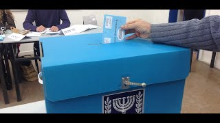 Israeli Elections 2019: Domestic, Regional, and International Implications