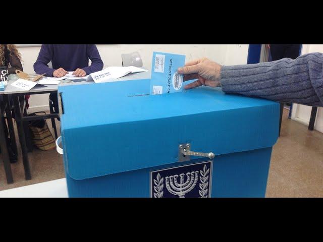Israeli Elections 2019: Domestic, Regional, and International Implications
