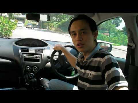 Аренда авто Toyota Vios (2013) Видео