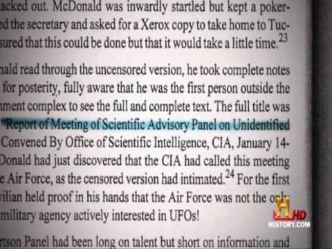 UFO Hunters ode to James Mcdonald
