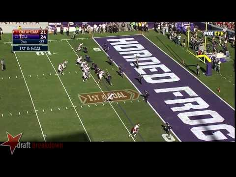 Trevor Knight vs Texas Christian (TCU) 2014 video.