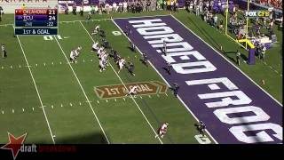 Trevor Knight vs TCU (2014)