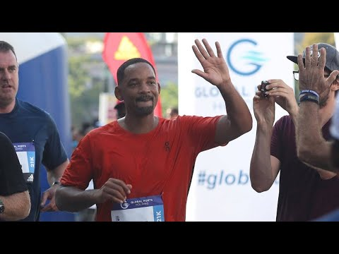Kuba: Will Smith läuft einen Halbmarathon in Havanna