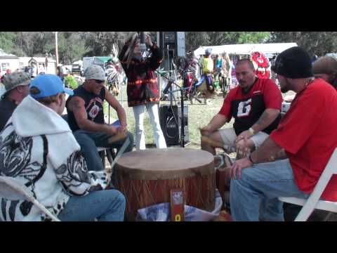 Meme's Boyz-Crow Hop in Mount Dora, FL Powwow 2012